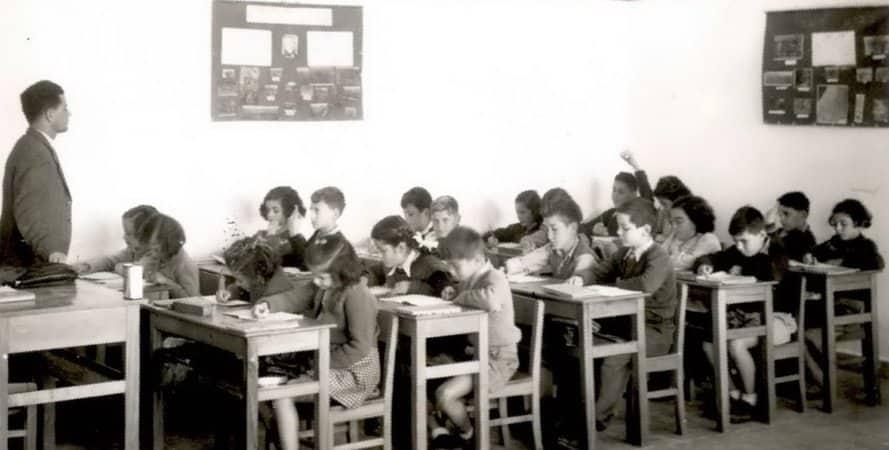תלמידים בבית ספר פיק